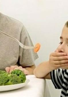 Nguyên nhân và cách khắc phục chứng biếng ăn ở trẻ