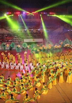 Đại hội TDTT tỉnh Phú Thọ lần thứ VII năm 2013