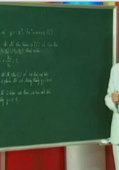 Các bài toán về cực đại và cực tiểu của Hàm số