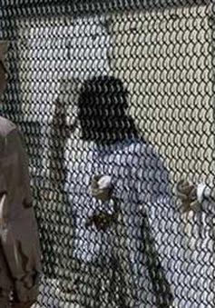 Chính quyền Mỹ hối thúc sớm đóng cửa nhà tù Guantanamo