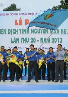Thanh niên TP.HCM ra quân tình nguyện Xuân 2014