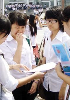 4 đối tượng học sinh được tuyển thẳng vào THPT