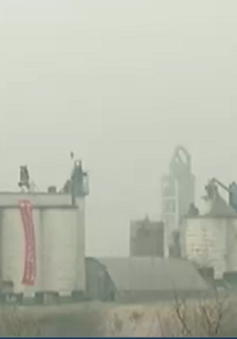 Trung Quốc: Hà Bắc đi đầu trong cuộc chiến chống ô nhiễm
