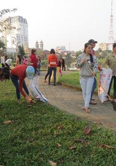 TT-Huế: 3.000 đoàn viên ra quân hưởng ứng tháng Thanh niên