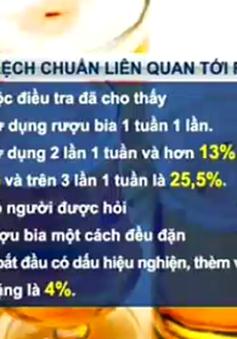 Vì sao người Việt Nam uống nhiều bia rượu?