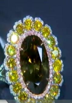 Kim cương màu được thế giới ưa chuộng