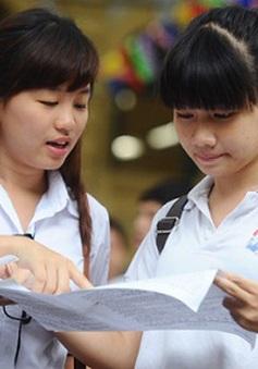 Lệ phí đăng ký dự thi và ĐH, CĐ, TCCN là 111.500 đồng/hồ sơ
