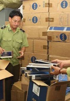 Hà Nội ra quân kiểm tra kinh doanh thuốc lá nhập lậu