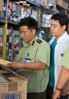 TP.HCM thu giữ trên 15.000 gói thuốc lá lậu
