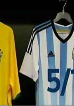Adidas và Nike bước vào cuộc chiến thương hiệu tại World Cup