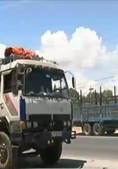 Hạ tải trọng, tăng cước phí: Thương lái gây sức ép nông dân