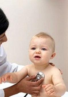 Phát hiện sớm bệnh viêm phổi ở trẻ em