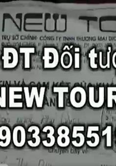 """Công ty du lịch """"hoảng"""" khi đối tác nhận tiền đặt tour rồi bỏ trốn"""