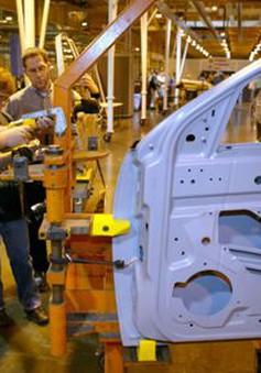 Chỉ số sản xuất công nghiệp Mỹ được dự báo lạc quan