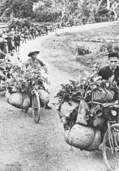 """Xe đạp thồ - """"Vũ khí đặc biệt"""" trong chiến dịch Điện Biên Phủ"""