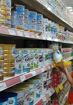 176 nhãn sữa công bố giảm giá