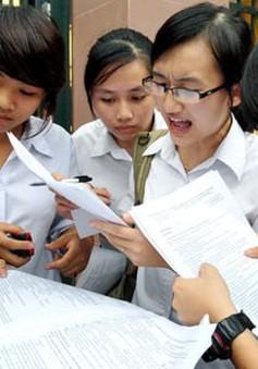 Bộ Giáo dục và Đào tạo lấy ý kiến về đổi mới tuyển sinh ĐH