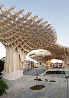 Chiêm ngưỡng kiệt tác kiến trúc bằng gỗ lớn nhất thế giới