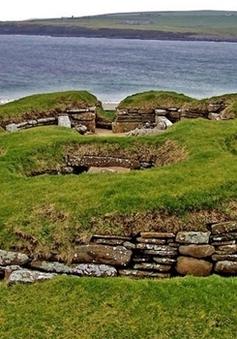 Ghé thăm ngôi làng thời tiền sử ở Scotland