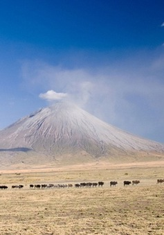 Tiếp cận núi lửa mát nhất thế giới