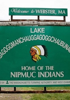 Lạ lùng hồ nước có tên dài tới 45 chữ cái