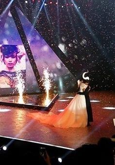 Mâu Thanh Thủy đăng quang quán quân Vietnam's Next Top Model 2013