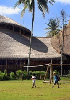 Độc đáo trường học xanh ở Bali, Indonesia