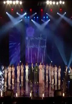 Phạm Hải Âu nghẹn ngào nhận giải Bài hát của năm