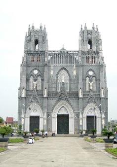 Nhà thờ Phú Nhai: Vương cung thánh đường ở Việt Nam
