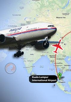 """MH370 đã bị thay đổi lập trình bay trước khi phát tin nhắn """"Chúc ngủ ngon"""""""