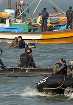 Chìm phà Sewol: Thêm 12 thi thể được tìm thấy, 139 người thiệt mạng