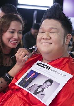 Gương mặt thân quen: Vương Khang chững chạc với mốt tóc dựng của Bằng Kiều