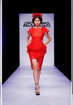 """Project Runway Vietnam 2014: Ngỡ ngàng khả năng """"biến hóa"""" trang phục của top 12"""