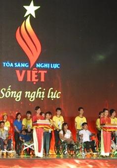 """Gala """"Tỏa sáng Nghị lực Việt"""": Chung tay tiếp """"lửa"""" niềm tin, """"thắp sáng"""" nghị lực"""