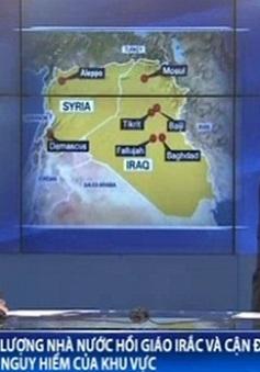 """""""Mỹ có thể tiến hành những trận oanh tạc giúp Iraq chống quân nổi dậy"""""""