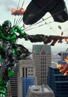 """Mãn nhãn kỹ xảo """"Transformers 4"""" ngày ra mắt"""