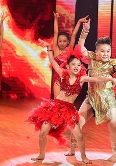 Xem lại tập 1 vòng Đối đầu Bước nhảy hoàn vũ nhí 2014