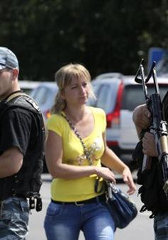 Nỗ lực triển khai sứ mệnh nhân đạo tại miền Đông Ukraine