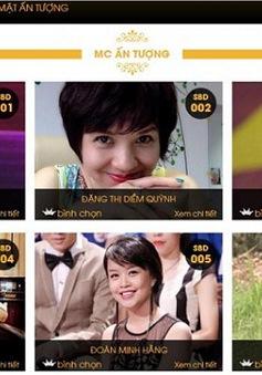 Ấn tượng VTV: Chính thức mở cổng bình chọn nhắn tin SMS