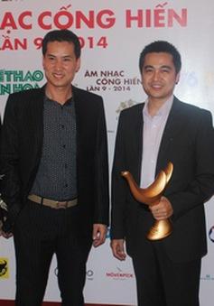 RockStorm nhận được Giải thưởng Cống hiến