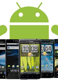 Android – Nền tảng không dễ đánh bại tại Mỹ