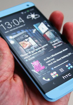 HTC One sẽ có thêm hai phiên bản xanh và đỏ