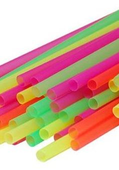 Giám sát thường xuyên độc tố trong ống hút nhựa