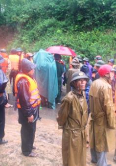 Nghệ An: 7 người chết và mất tích do mưa lũ