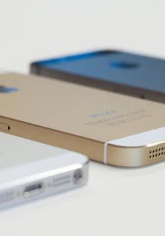 Sẽ hiếm iPhone 5S đến tháng 12
