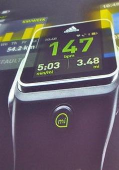 Adidas ra mắt smartwatch đầu tiên