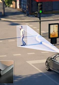 Công nghệ giúp xe tránh va chạm