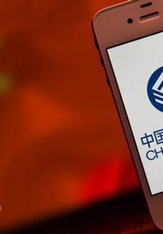 Apple ký hợp đồng phân phối iPhone với China Mobile