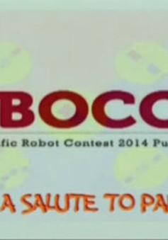 Chủ đề và luật thi Robocon 2014
