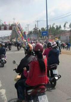 Hàng chục ngàn người bắt đầu quay lại TP.HCM